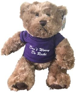 Reiki Teddy Bear - The Metaphysical Mall