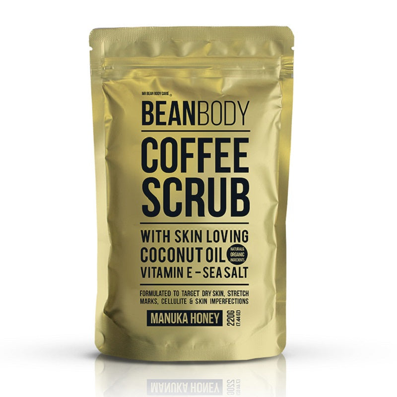 Manuka Honey Coffee Scrub - Capital Elements 2 Wellness and Fitness