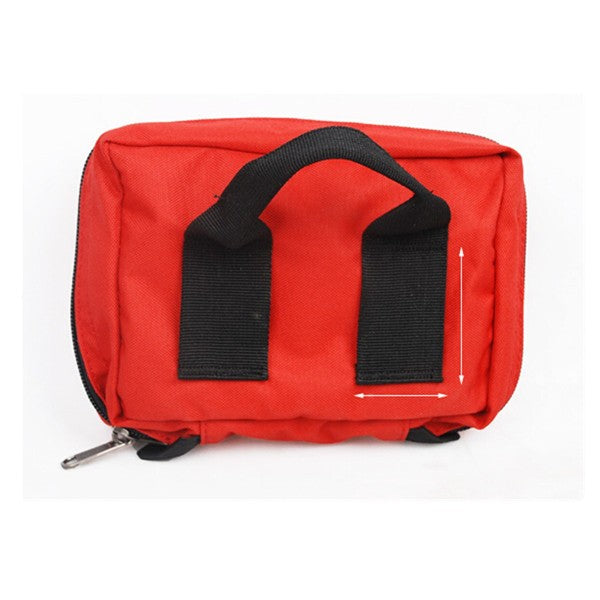 Outdoor Tactical Emergency Medical First Aid Pouch - Capital Elements 2 Wellness and Fitness