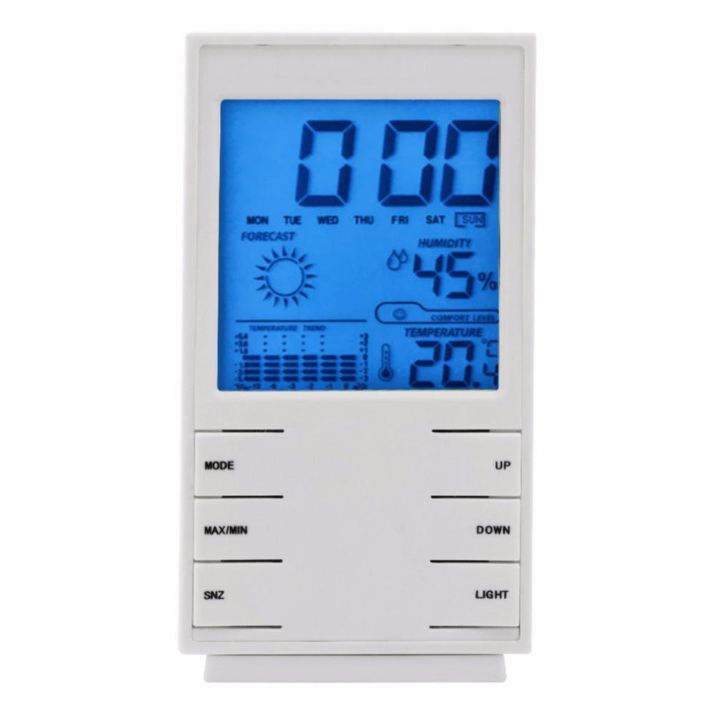 Household Hygrometer Thermometer  (Multifunctional) - Capital Elements 2 Wellness and Fitness