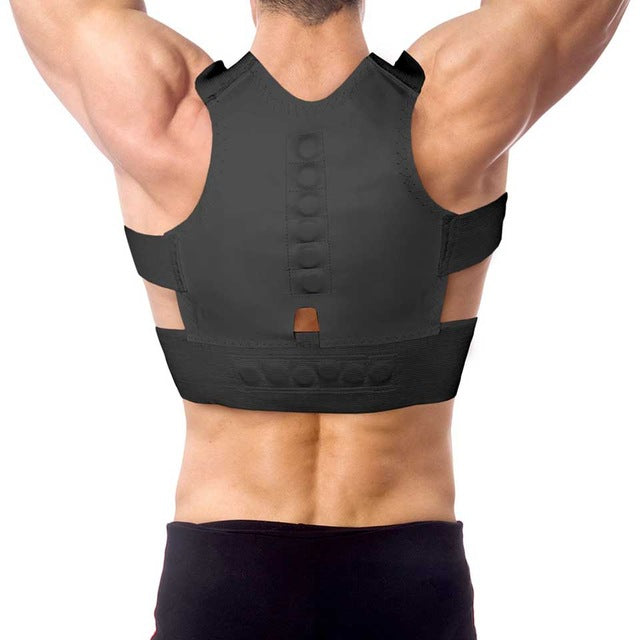 Magnet Back Brace -  Spine Alignment - Capital Elements 2 Wellness and Fitness