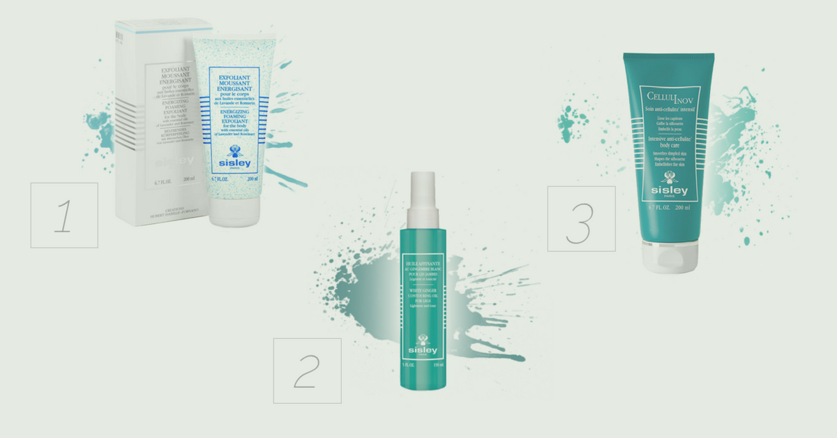 Weekly Product Highlight: Sisley Body Sculpting Collection