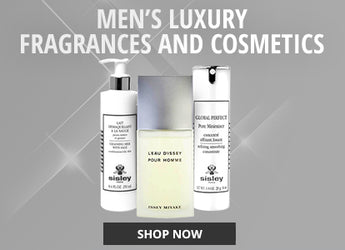 luxury men beauty brands at low prices