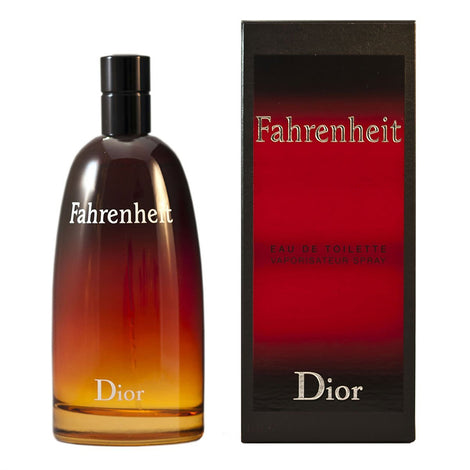 Dior Men's Fahrenheit EDT Spray