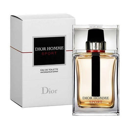 Dior Homme Sport By Christian Dior For Men EDT 4.2 oz / 125 ml