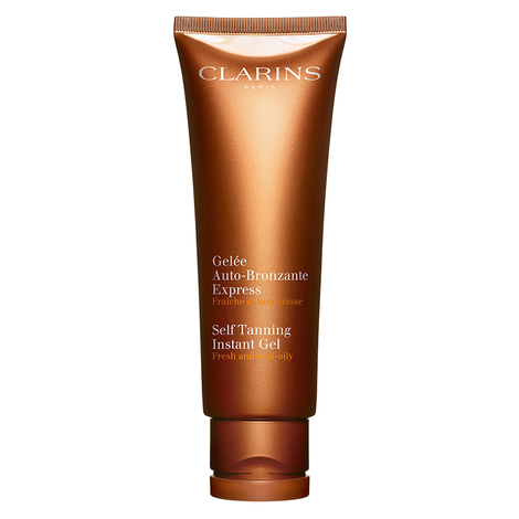 Clarins Self Tanning Instant Gel 4.2 oz / 125 ml