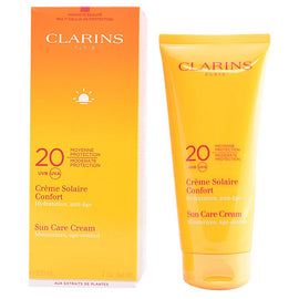 Clarins Sun Care Cream Moderate Protection UVB20 7 oz / 200 ml