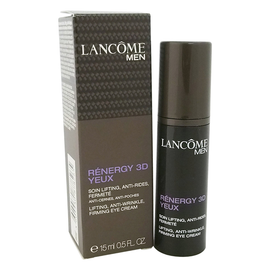 Lancome Men Renergy 3D Lifting Anti-Wrinkle Firming Eye Cream 0.5oz / 15ml
