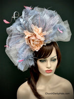 Mayfair Fascinator