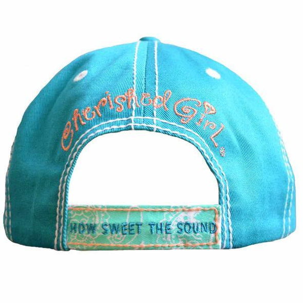 A Mason Grace Cherished Girl Cap Hats