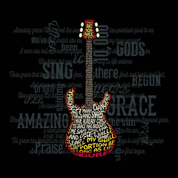 Amazing Guitar T-Shirt ™