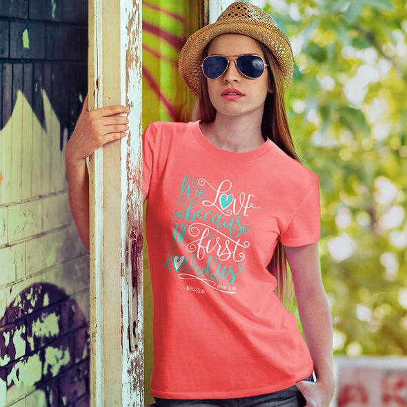 Kerusso® Adult T-Shirt - We Love