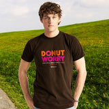 Kerusso® Christian T-Shirt Donut Worry