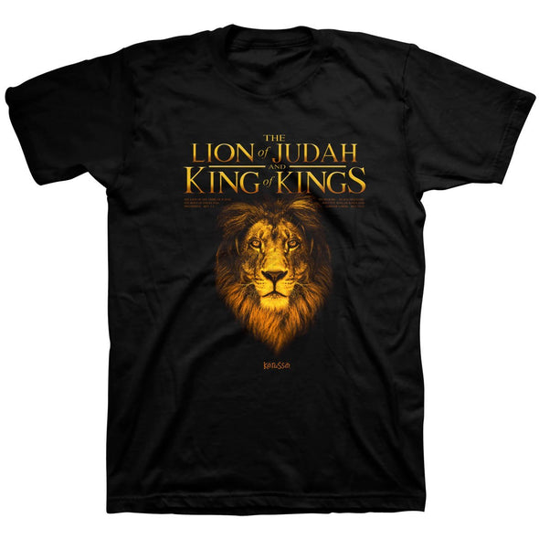 Kerusso Christian T-Shirt Lion of Judah