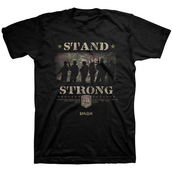 Kerusso Christian T-Shirt Stand Soldiers