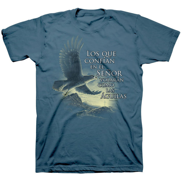 Kerusso Christian T-Shirt Fly Like Eagles