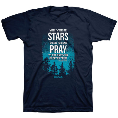 Kerusso Christian T-Shirt Stars In The Sky