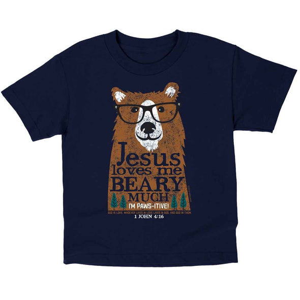 Beary Much Kids T-Shirt ™