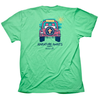 Cherished Girl® - Adventure Awaits Adult T-Shirt ™