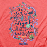 Cherished Girl® - Strength & Dignity Adult T-Shirt ™