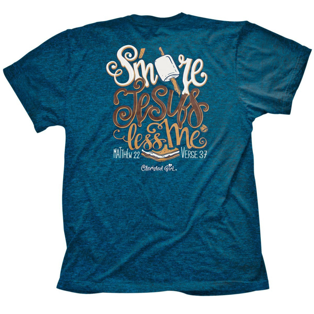 Cherished Girl® - S'more Jesus Adult T-Shirt ™