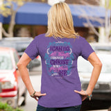 Cherished Girl® - Adult T-Shirt - Through Christ