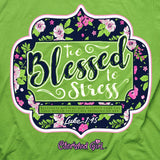 Cherished Girl® - Adult T-Shirt - Too Blessed