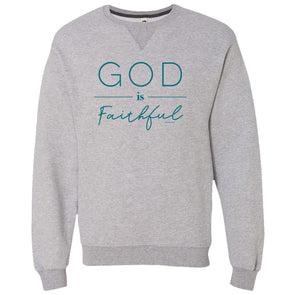 Blessed Girl Womens Sweatshirt Faithful
