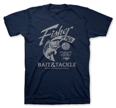 Fisher Of Men Adult T-Shirt ™