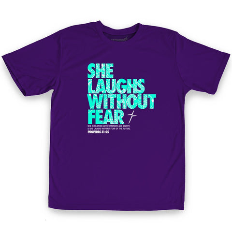Kerusso ACTIVE® - Kid T-Shirt -She Laughs
