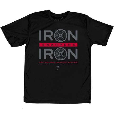 Kerusso ACTIVE® Youth T-Shirt Iron Sharpens Iron