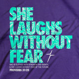 Kerusso ACTIVE® - Adult T-Shirt -She Laughs