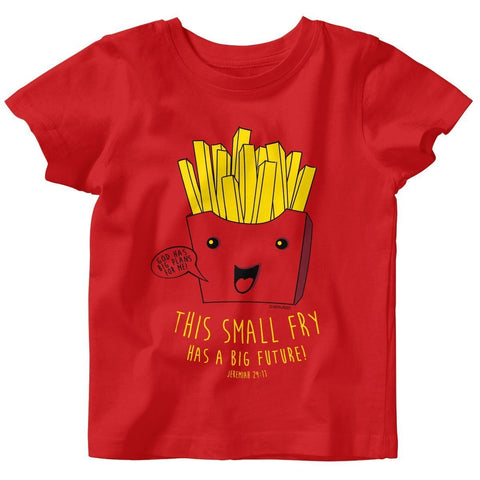 Kerusso Baby T-Shirt Small Fry