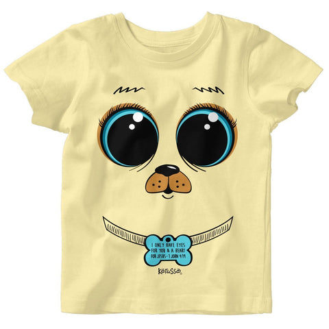 Kerusso Baby T-Shirt Puppy Dog Eyes