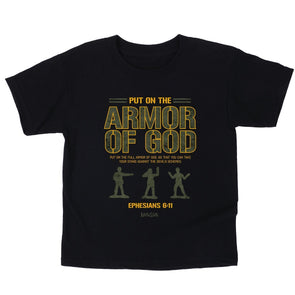 Kerusso Kids T-Shirt Armor Men