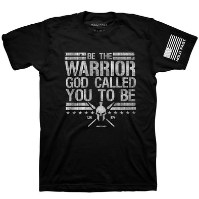 Hold Fast Mens T-Shirt Warrior T-Shirts