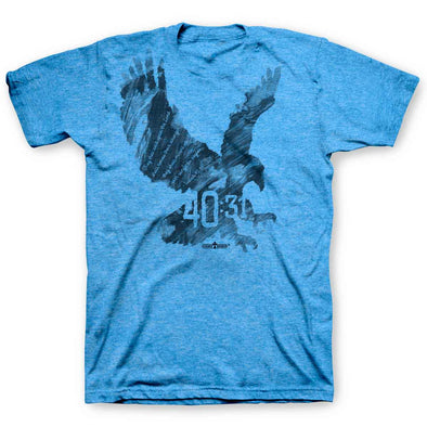 Light Source Mens T-Shirt Eagle T-Shirts