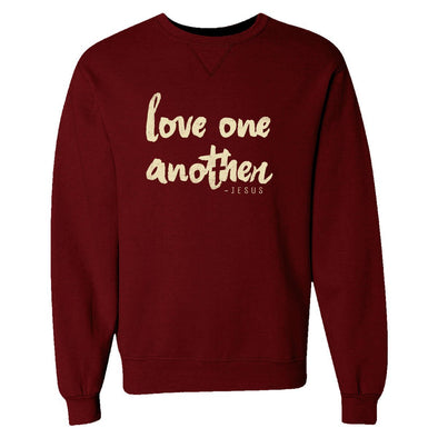 Blessed Girl Sweatshirt - Love One Another
