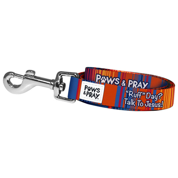 Paws & Pray Ruff Day Pet Leash Leashes