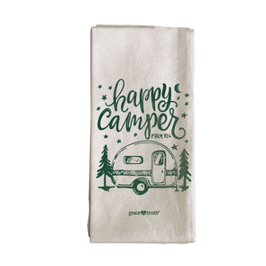 grace & truth Camper Tea Towel