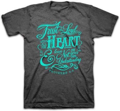 Kerusso® Adult T-Shirt - Trust In The Lord