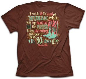 Cherished Girl® - Oh No Cherished Girl Christian T-Shirt ™