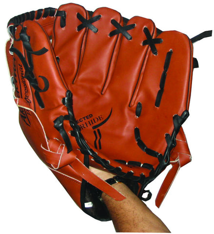 Big 9 Mascot Baseball Glove