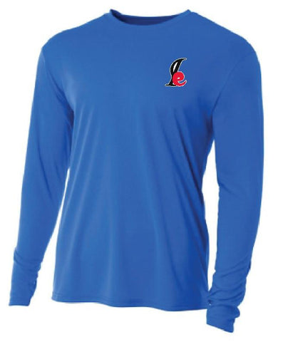 Indy Expos Long Sleeve Performance Crew