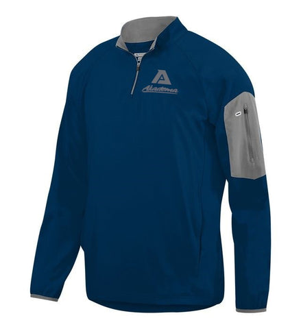 Akadema Long Sleeve Cage Jacket with Sleeve Pocket