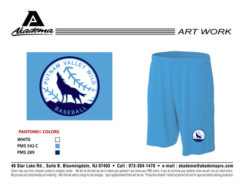 Putnam Valley Wild Shorts