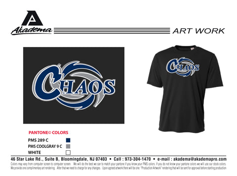 Chaos Short Sleeve DryFit