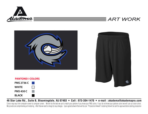 Chaos Performance Shorts