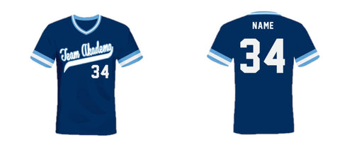 Team Akadema Sublimated Jersey