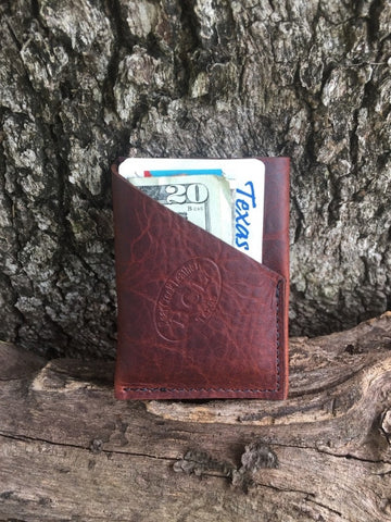 Bear Creek Minimal Wallet